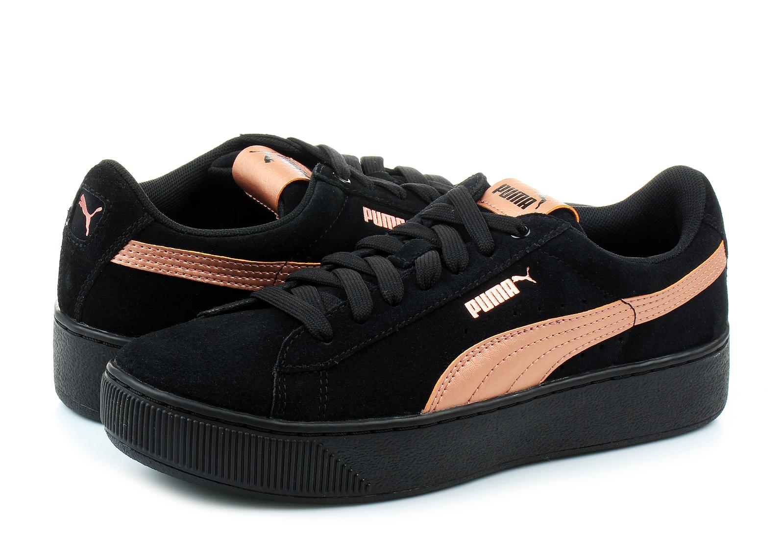 Puma Shoes Vikky Platform 36596501 Blk Online Shop