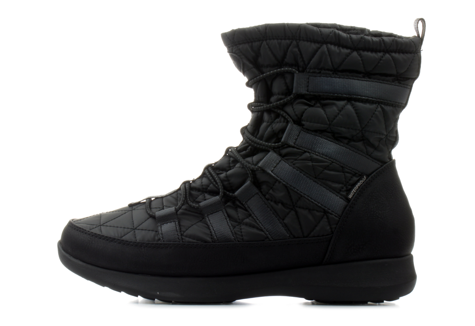 Skechers Boots Boulder East Stone 49806 blk Online shop for sneakers, shoes and boots
