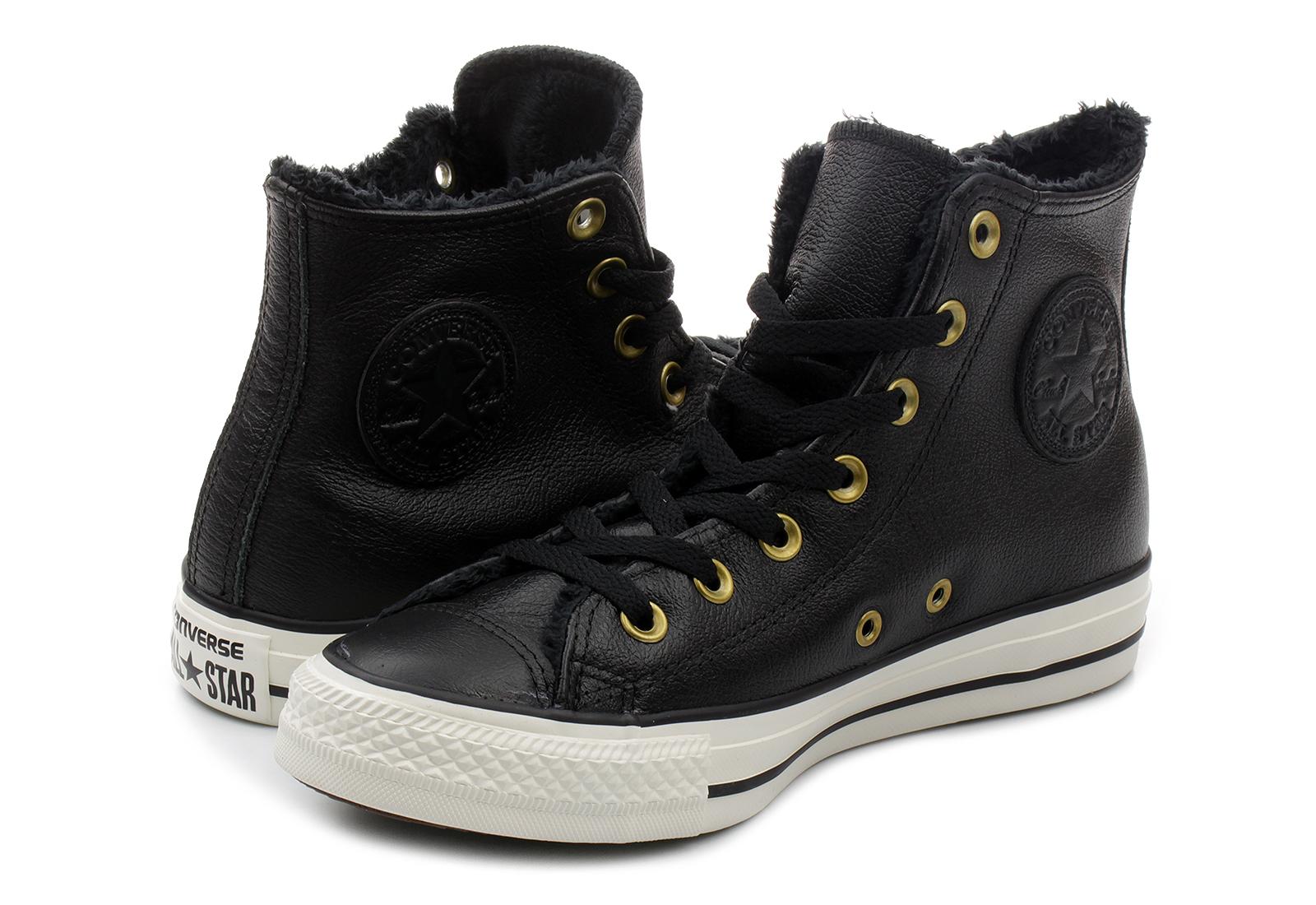 430d2a1442b Converse Tenisky - Ct As Leather   Fur - 557925CTenisky