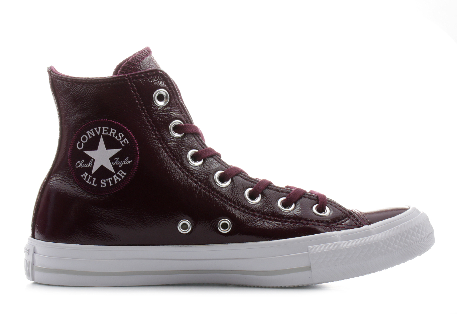 Converse Sneakers Ct As Patent Leather 557939c
