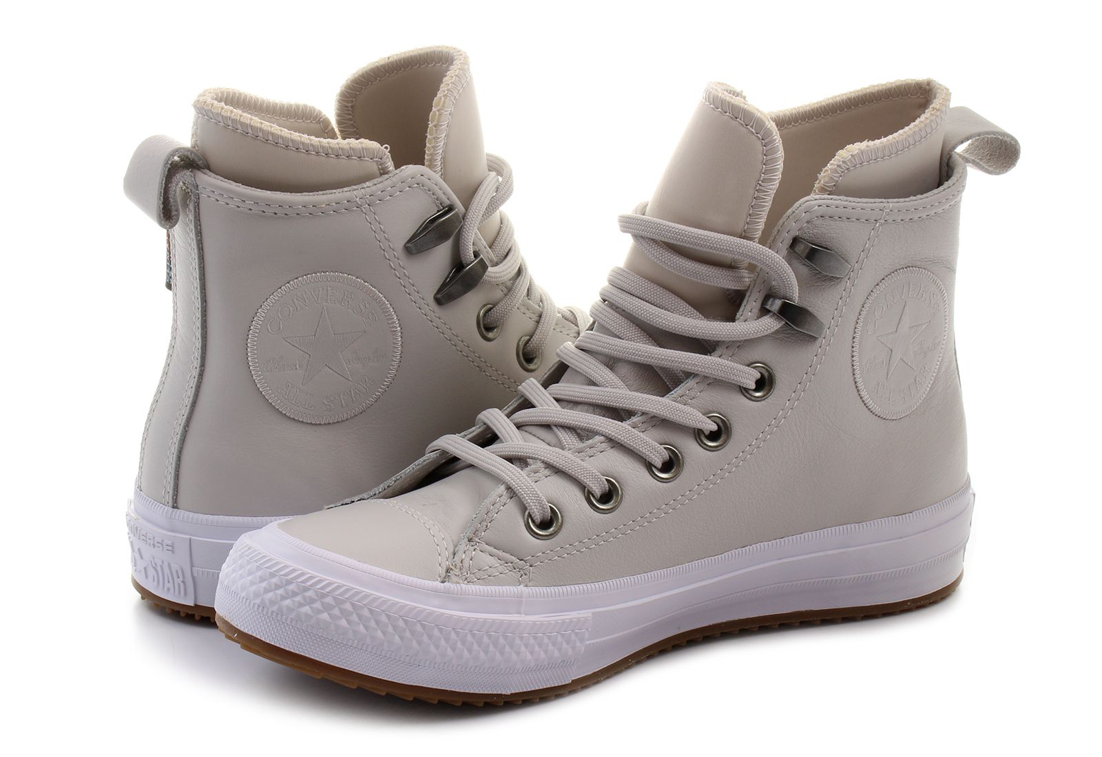 4b9b9adbaba Converse Tenisky - Chuck Taylor Waterproof Boot Leather ...