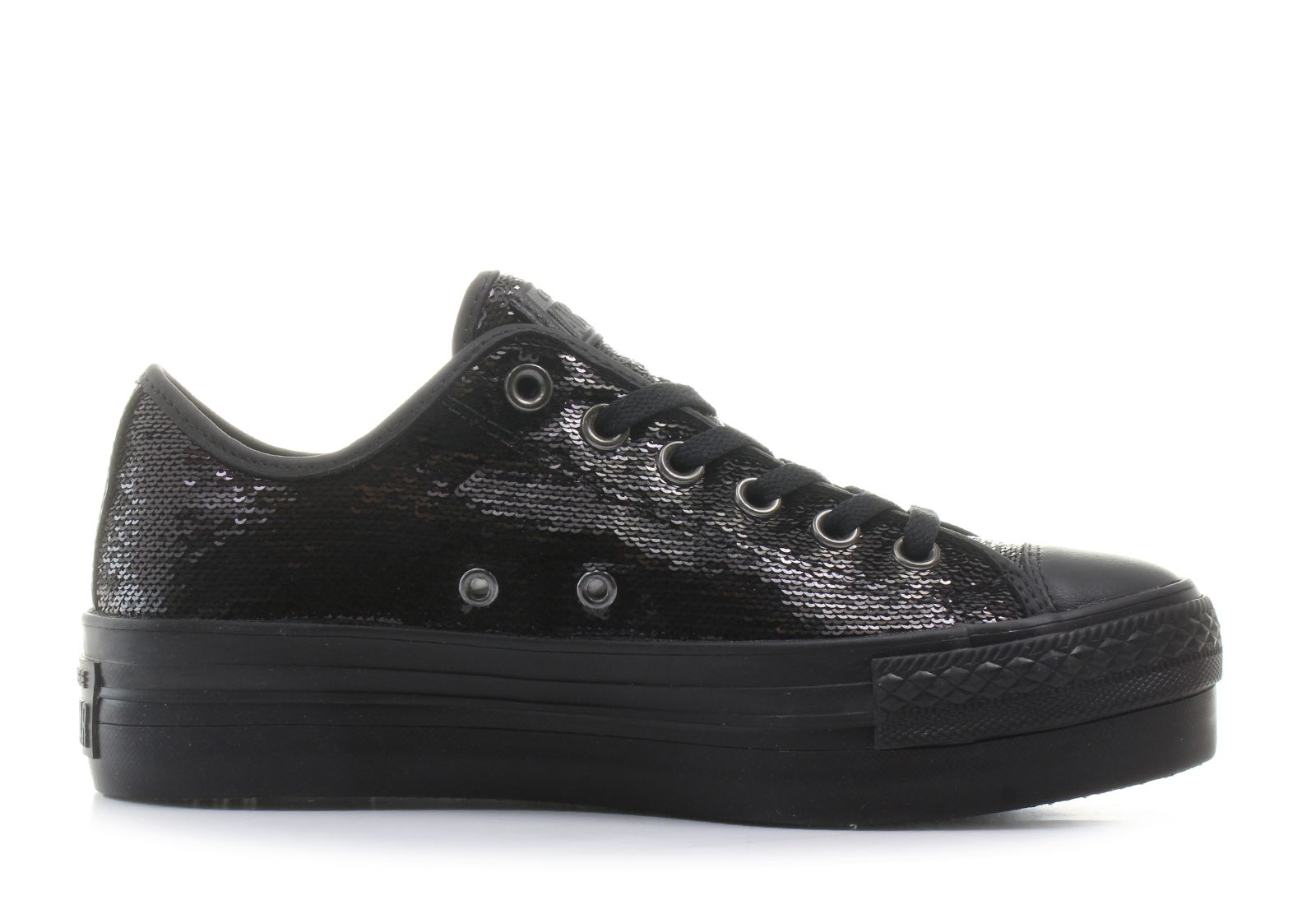Converse Tenisky - Chuck Taylor All Star Platform Sequins ... eb8034946b