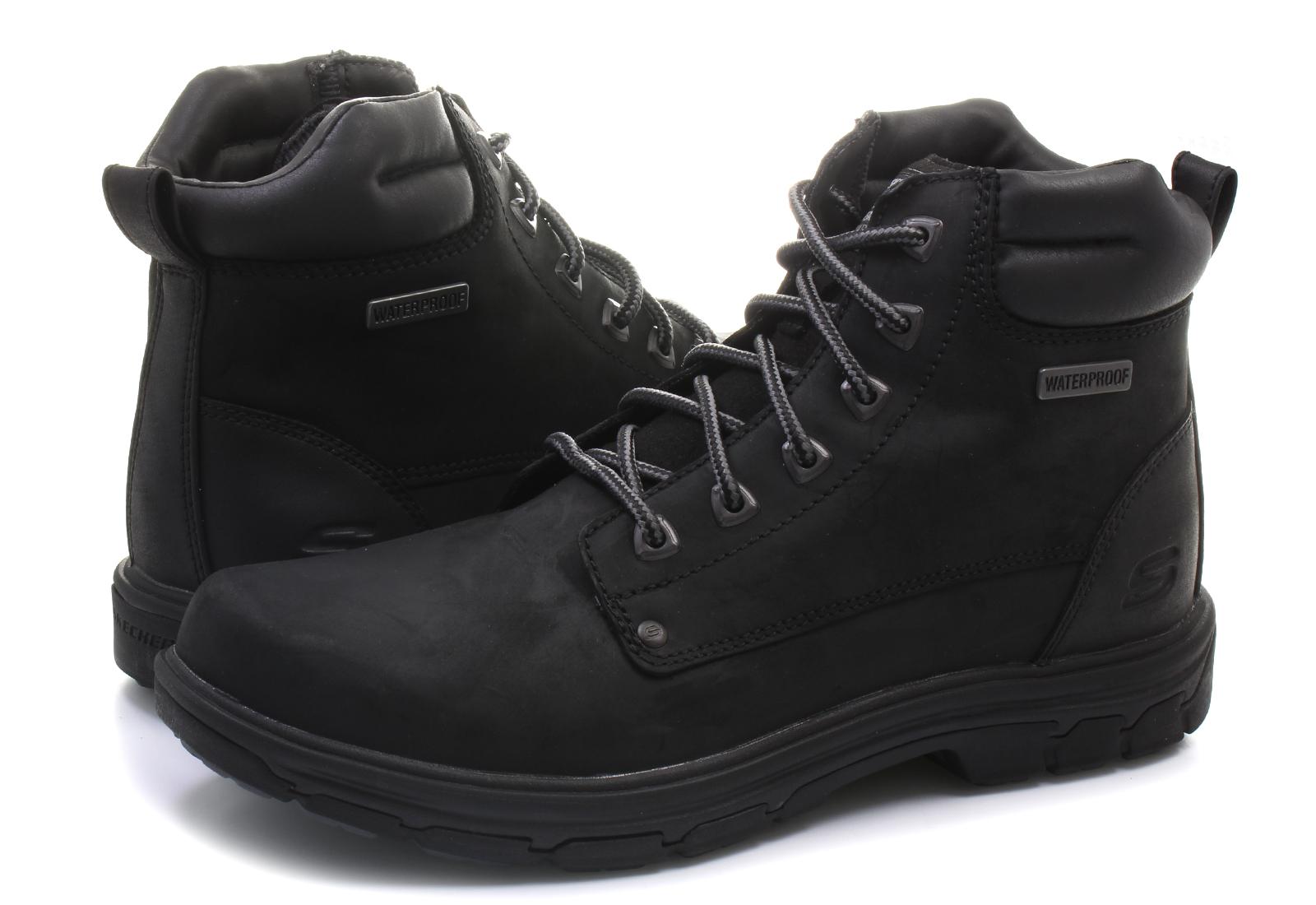 skechers boots segment amson 64593blk online shop