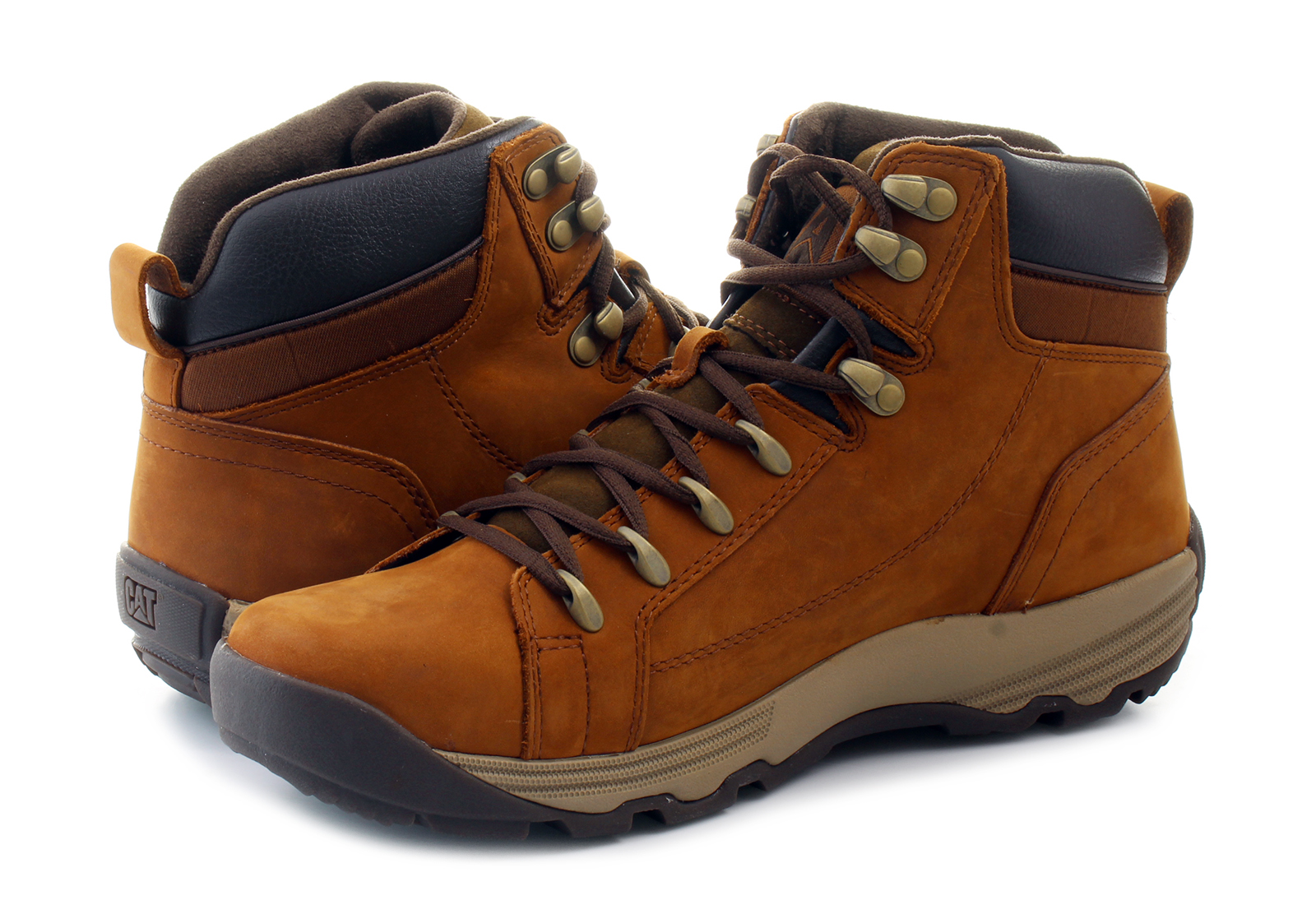 c4bcc4e005 Cat Boots - Supersede - 720290-brn - Online shop for sneakers, shoes ...