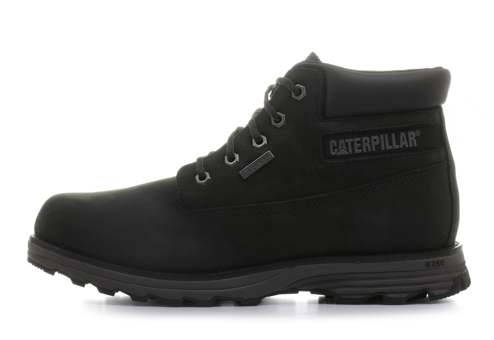 cat boots founder waterproof 721592 blk shop