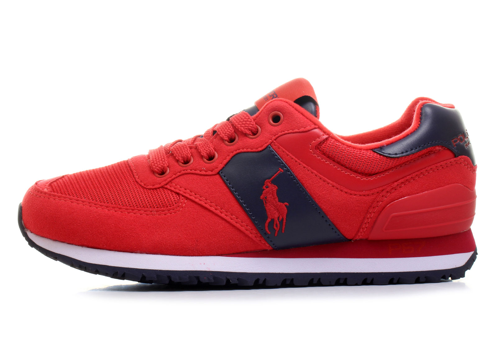Polo Ralph Lauren Mens Slip On Shoes
