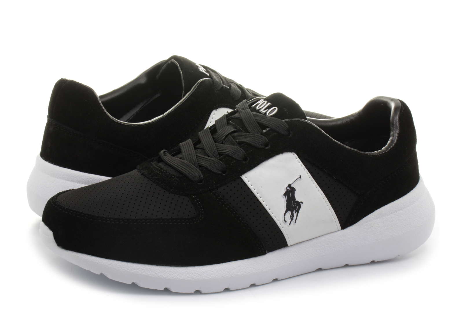 Polo Ralph Lauren Cipő - Cordell - 816664690001 - Office Shoes ... 1909b61610