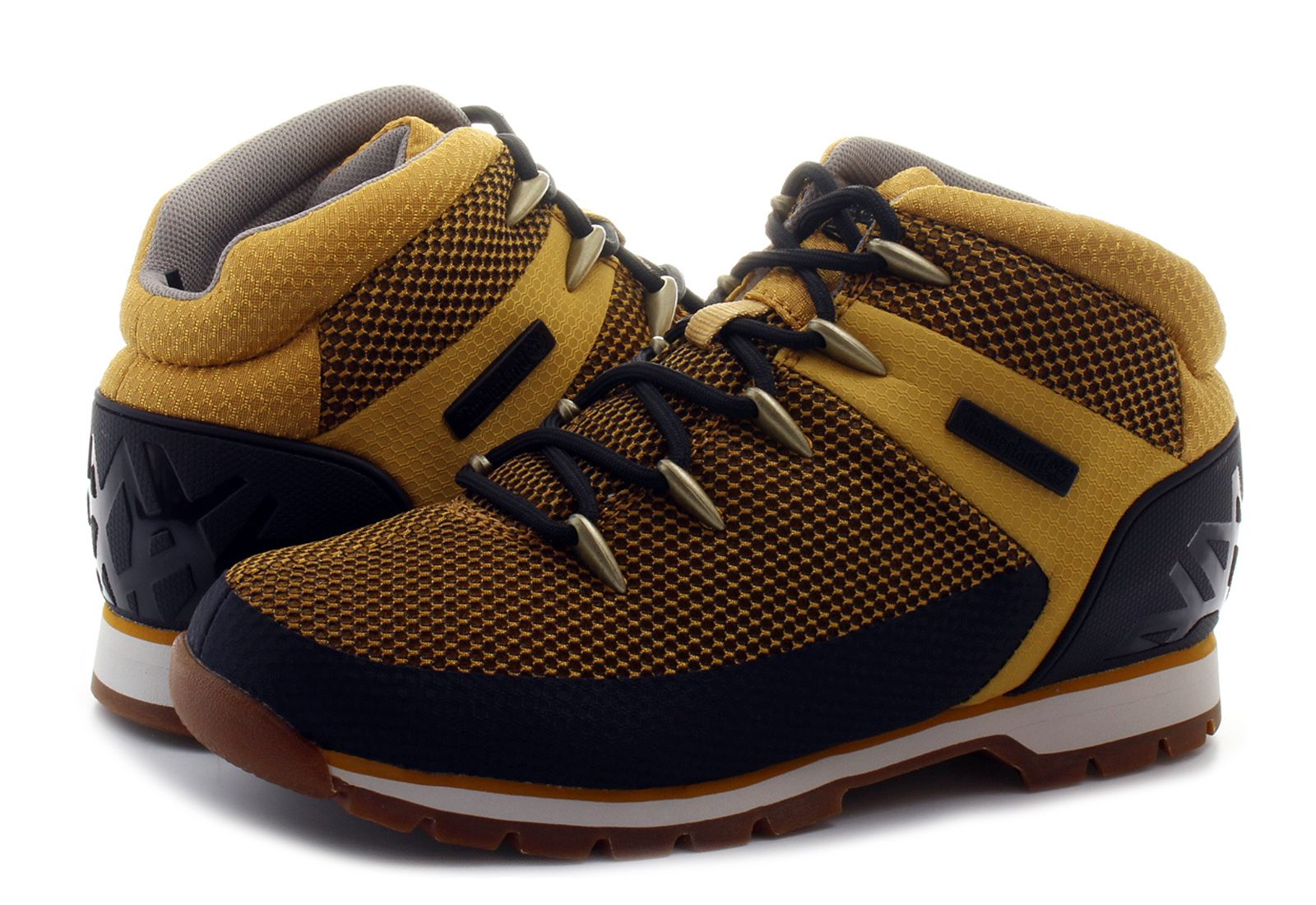 Timberland Bakancs - Euro Sprint Fabric - A1G5G-whe - Office Shoes ... b89920a6b4