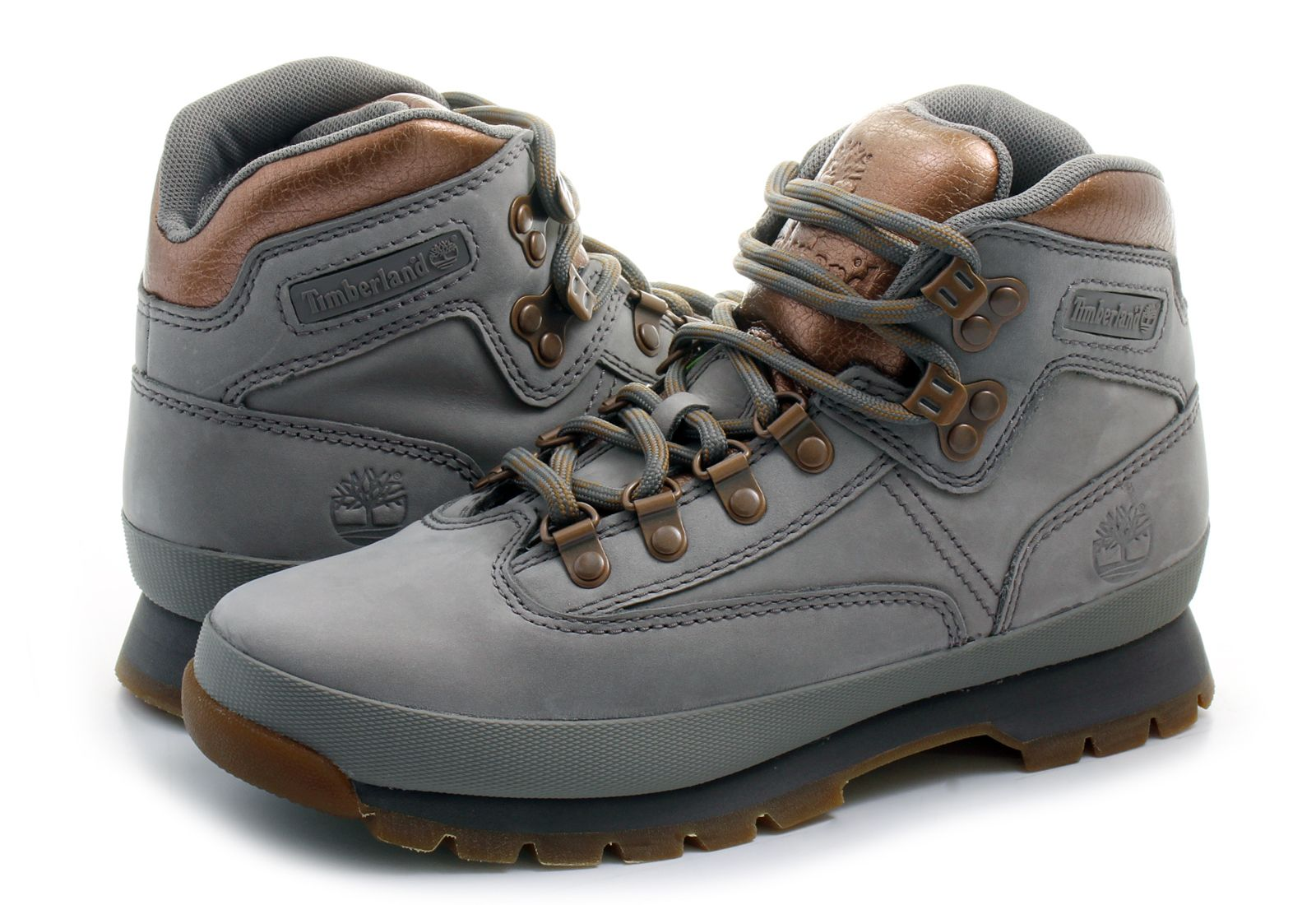 Timberland Topánky - Euro Hiker - A1G8L-gry - Tenisky b270caf8d04