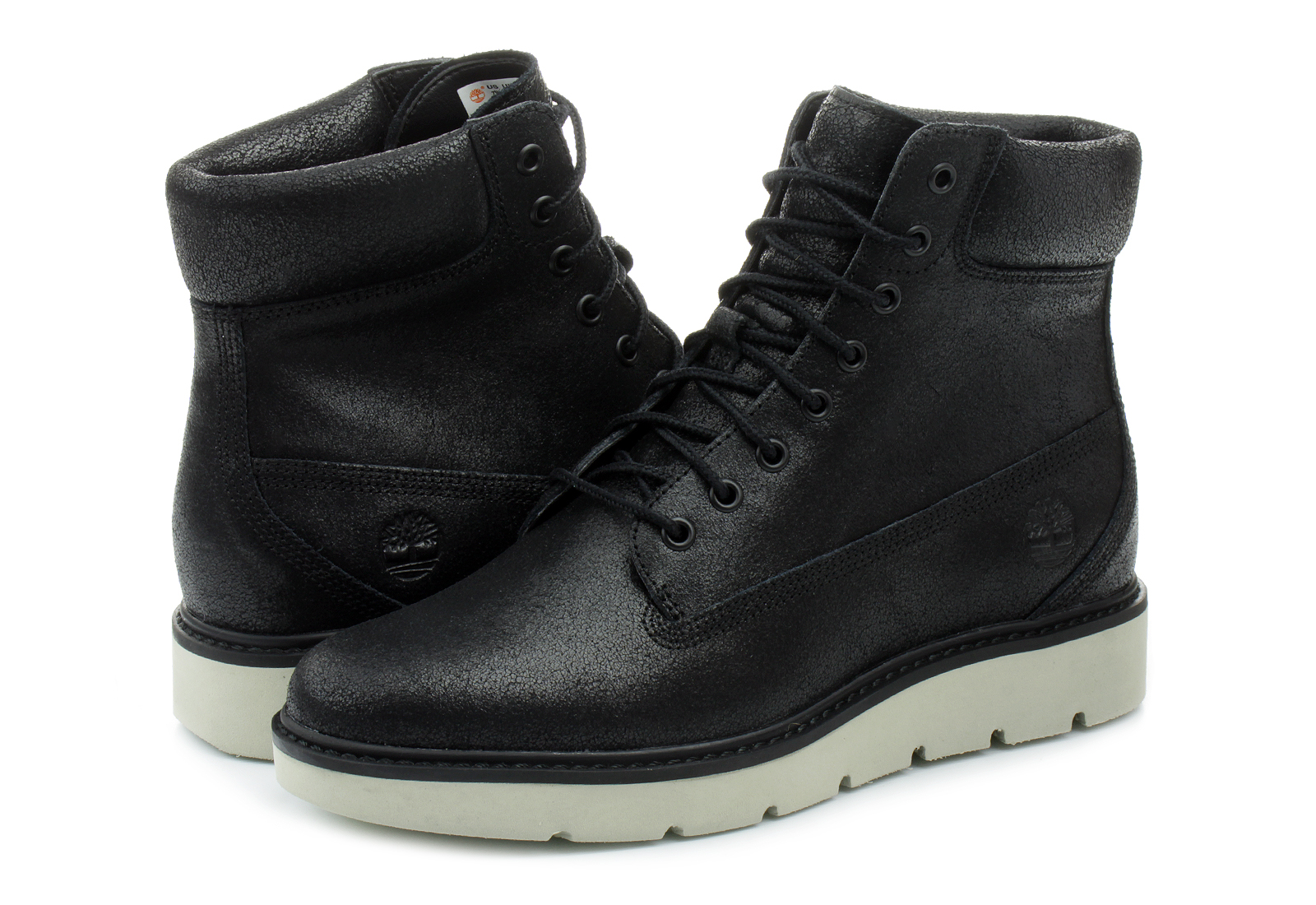 Timberland Topánky - Kenniston 6in Lace - a1iry-blk - Tenisky ... fa51e1f9be6