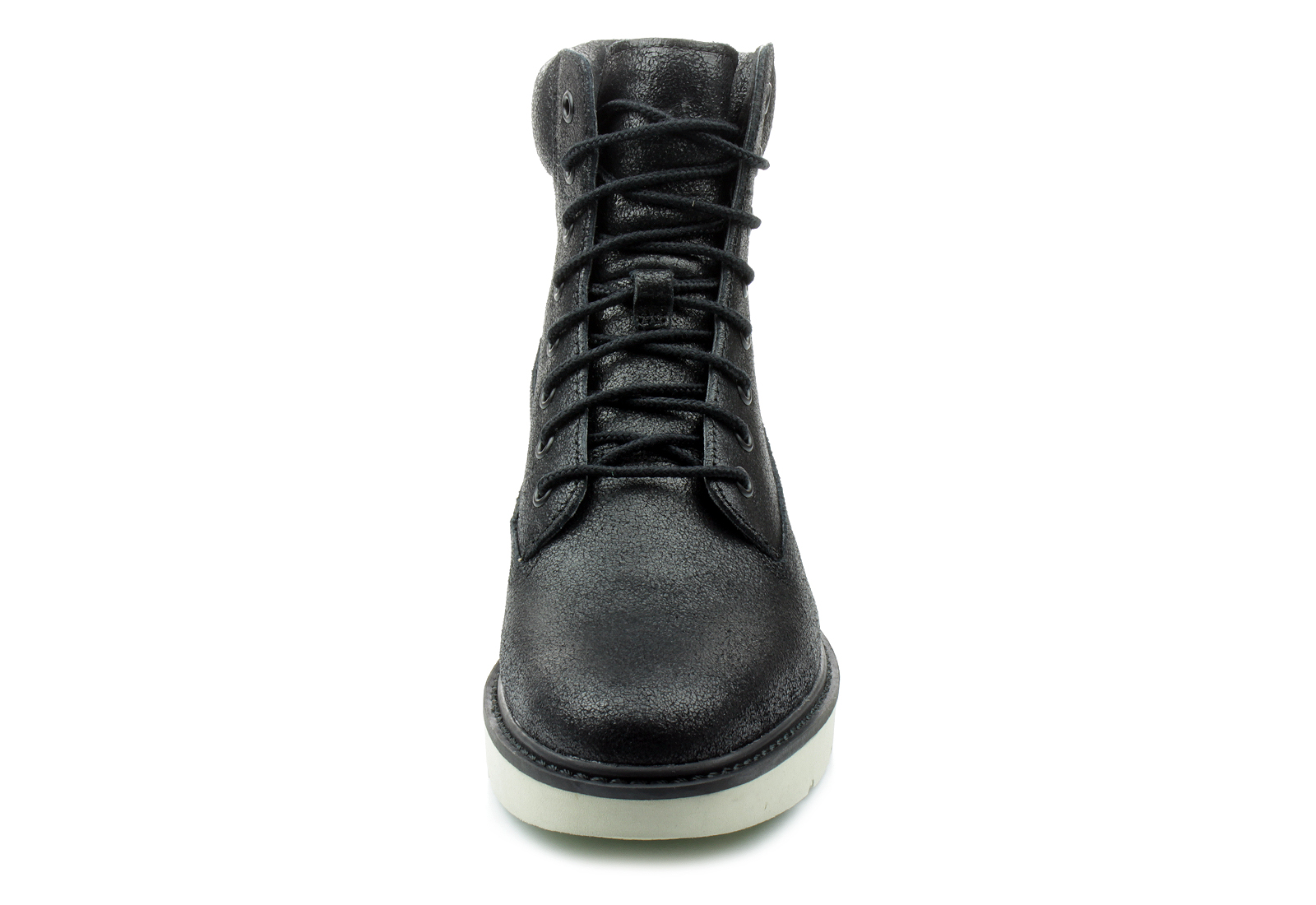 Timberland Topánky - Kenniston 6in Lace - a1iry-blk - Tenisky ... 6e693649a7c