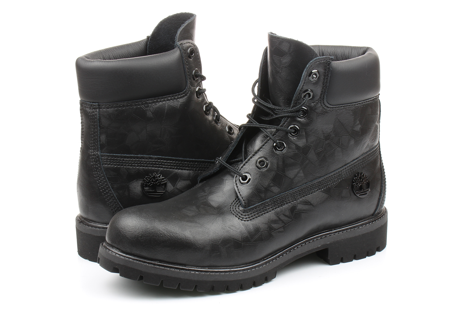 Timberland Bakancs - 6 Inch Prem Boot - a1jd9-blk - Office Shoes ... 9890c8b8b4