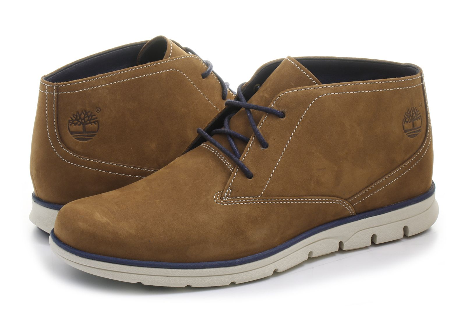 Timberland Shoes - Bradstreet Chukka - A1KIW-brn