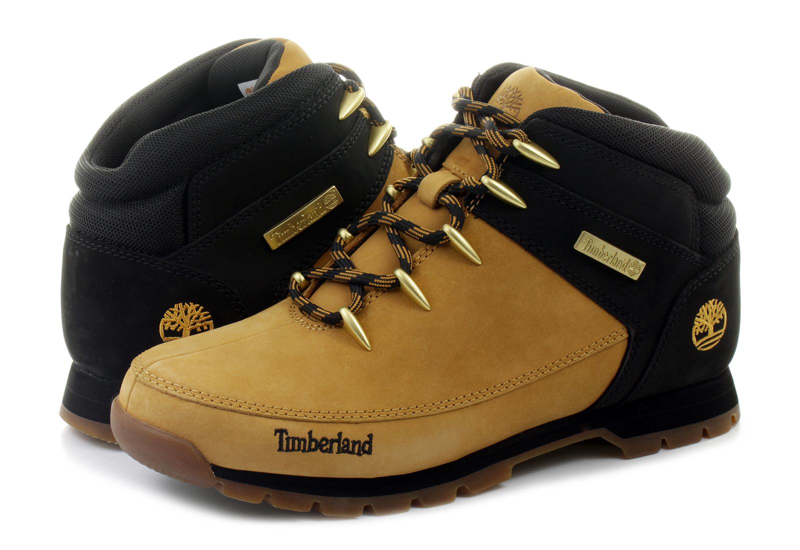 Timberland Boty - Euro Sprint Hiker - 6361r-blkTenisky a1d3ebe46a