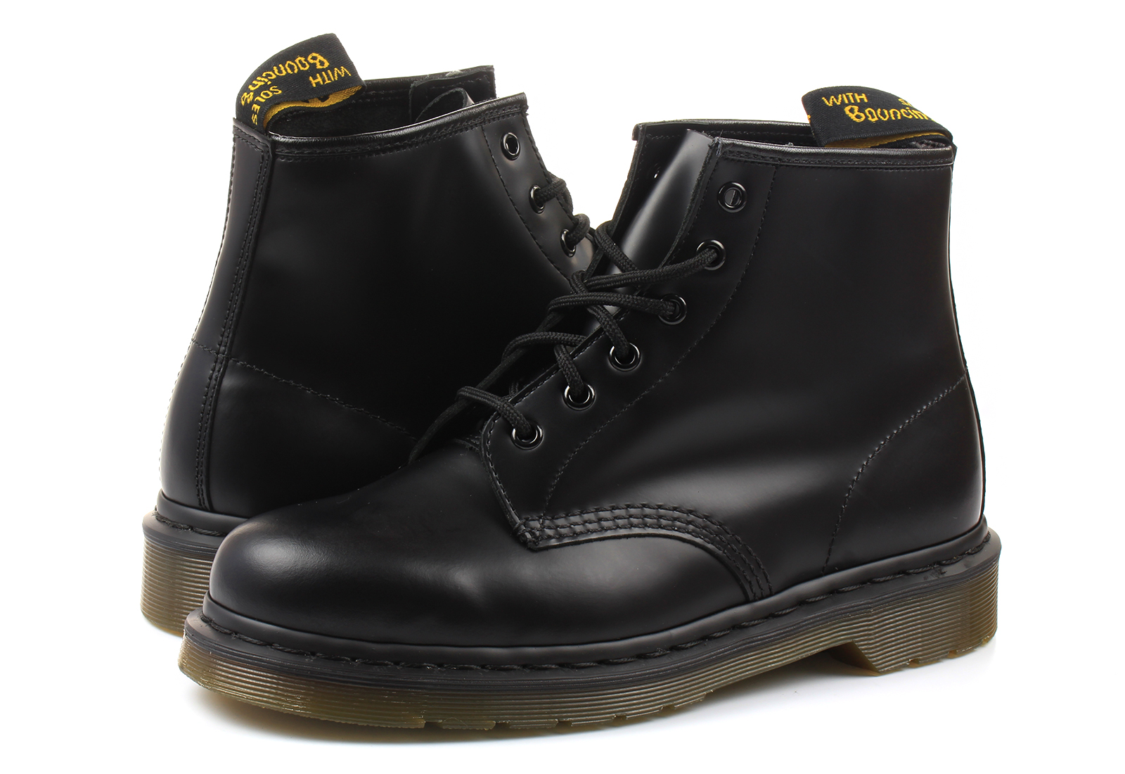 dr martens boots 101 6 eye boot dm10064001 online shop for sneakers shoes and boots. Black Bedroom Furniture Sets. Home Design Ideas