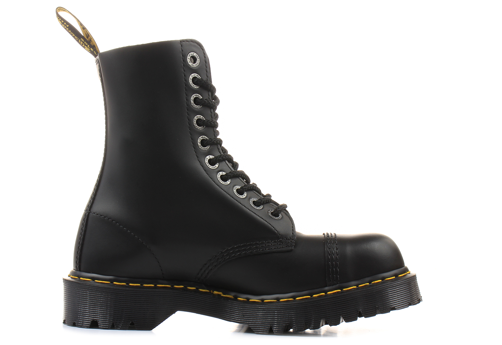 Dr Martens Boots - 8761 - 10 Eye Boot - DM10966001 - Online shop for sneakers, shoes and boots
