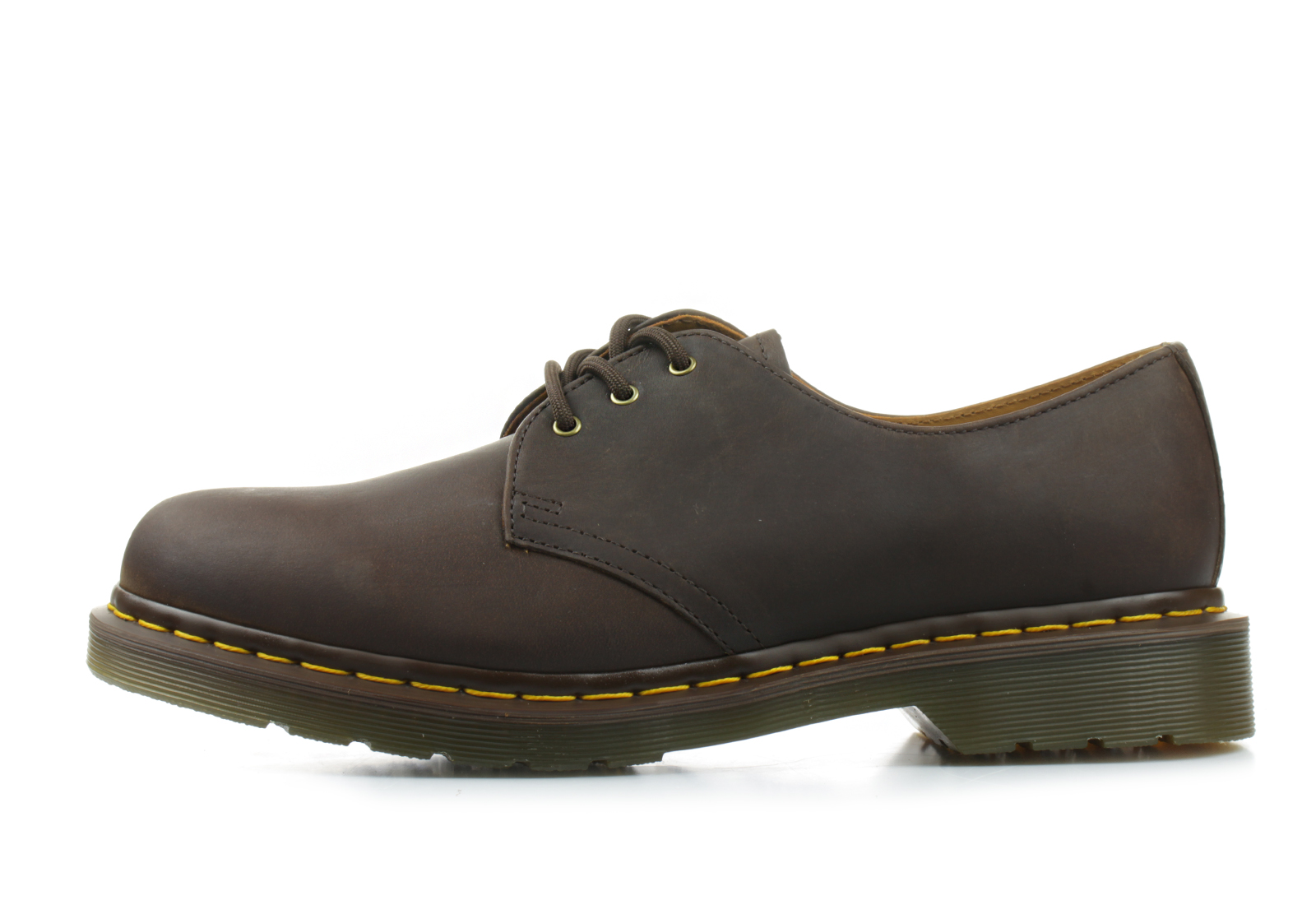 dr martens shoes 1461 3 eye shoe dm11838201 online. Black Bedroom Furniture Sets. Home Design Ideas