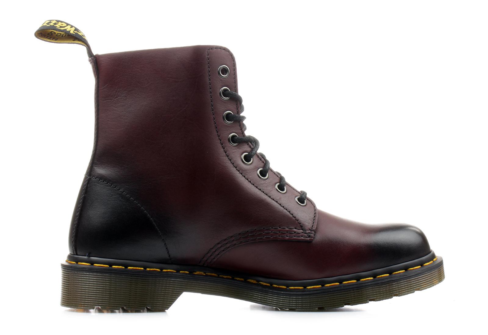 Dr Martens Boty Farmářky - Pascal - 8 Eye Boot - DM21154600Tenisky ... de72cc7ec1