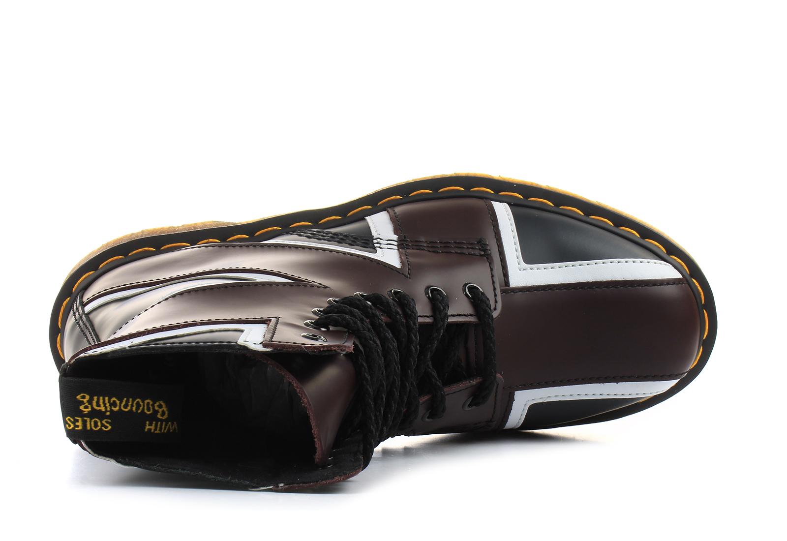 590480f5c193 Dr Martens Boots - Pascal Brit - 8 Eye Boot - DM22774410 - Online ...