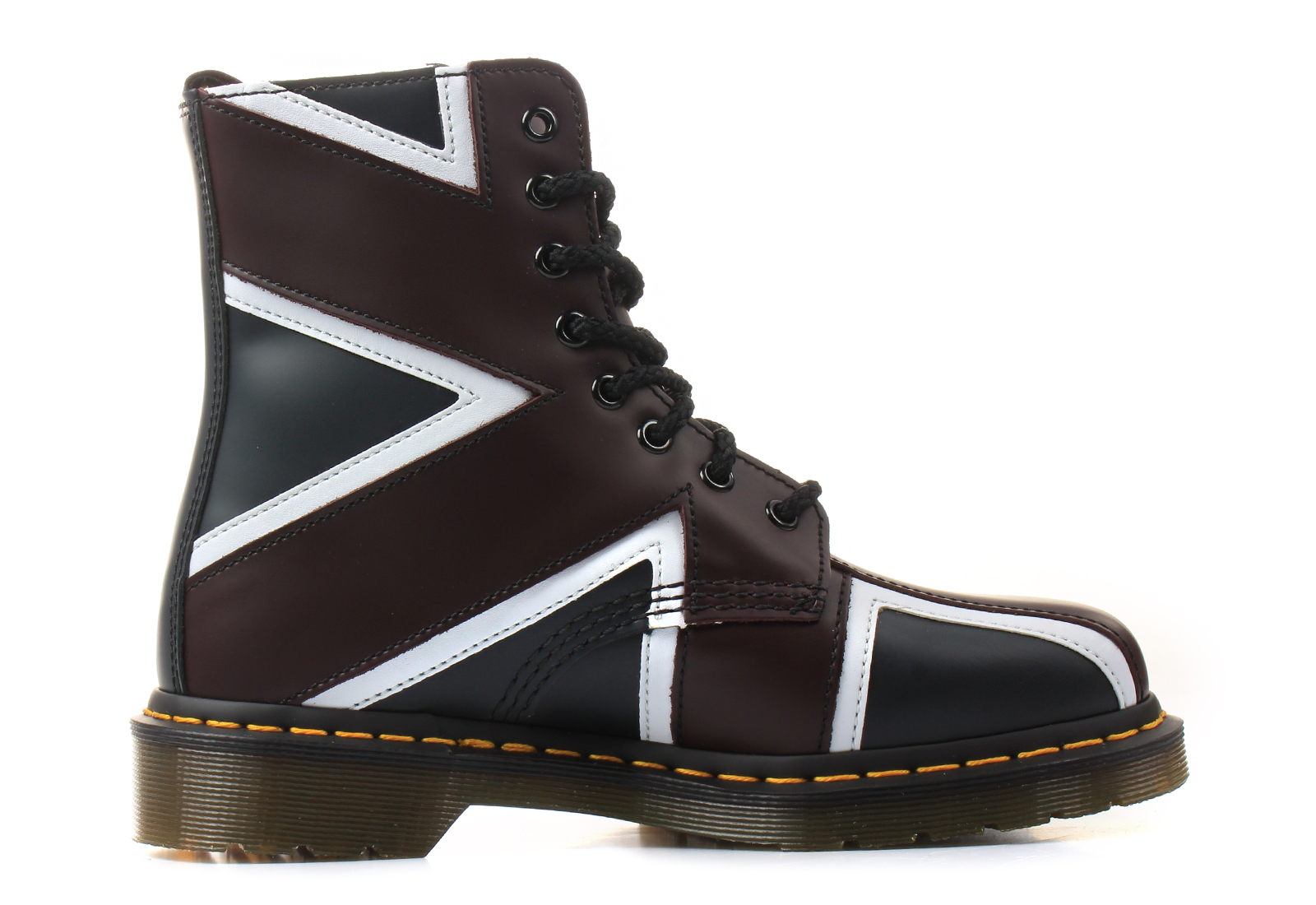 Dr Martens Boots Pascal Brit 8 Eye Boot Dm22774410