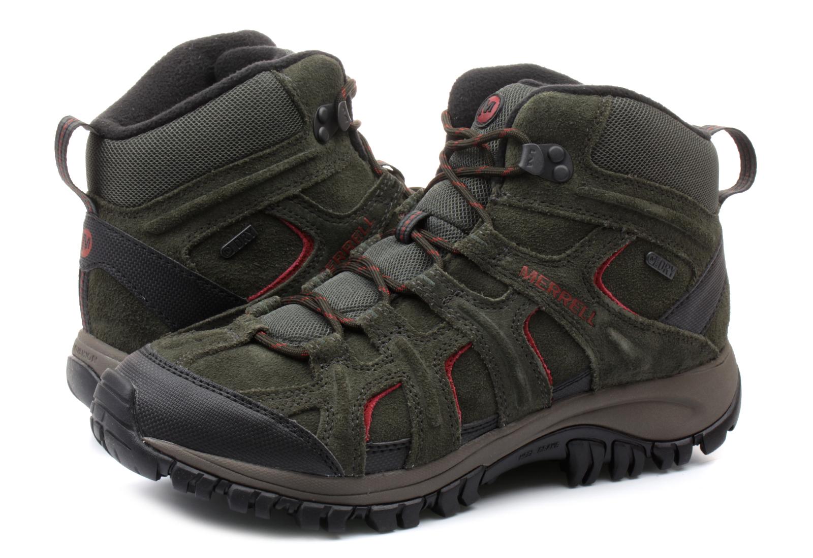 Merrell Bakancs - Phoenix 2 Mid Thermo - J09603-gry - Office Shoes ... 87e430882e