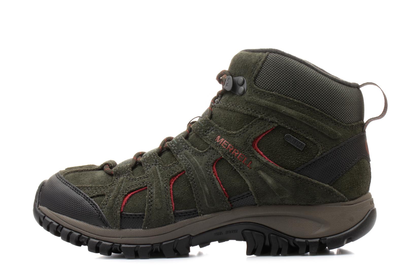 b5dd6ba907 Merrell Bakancs - Phoenix 2 Mid Thermo - J09603-gry - Office Shoes ...