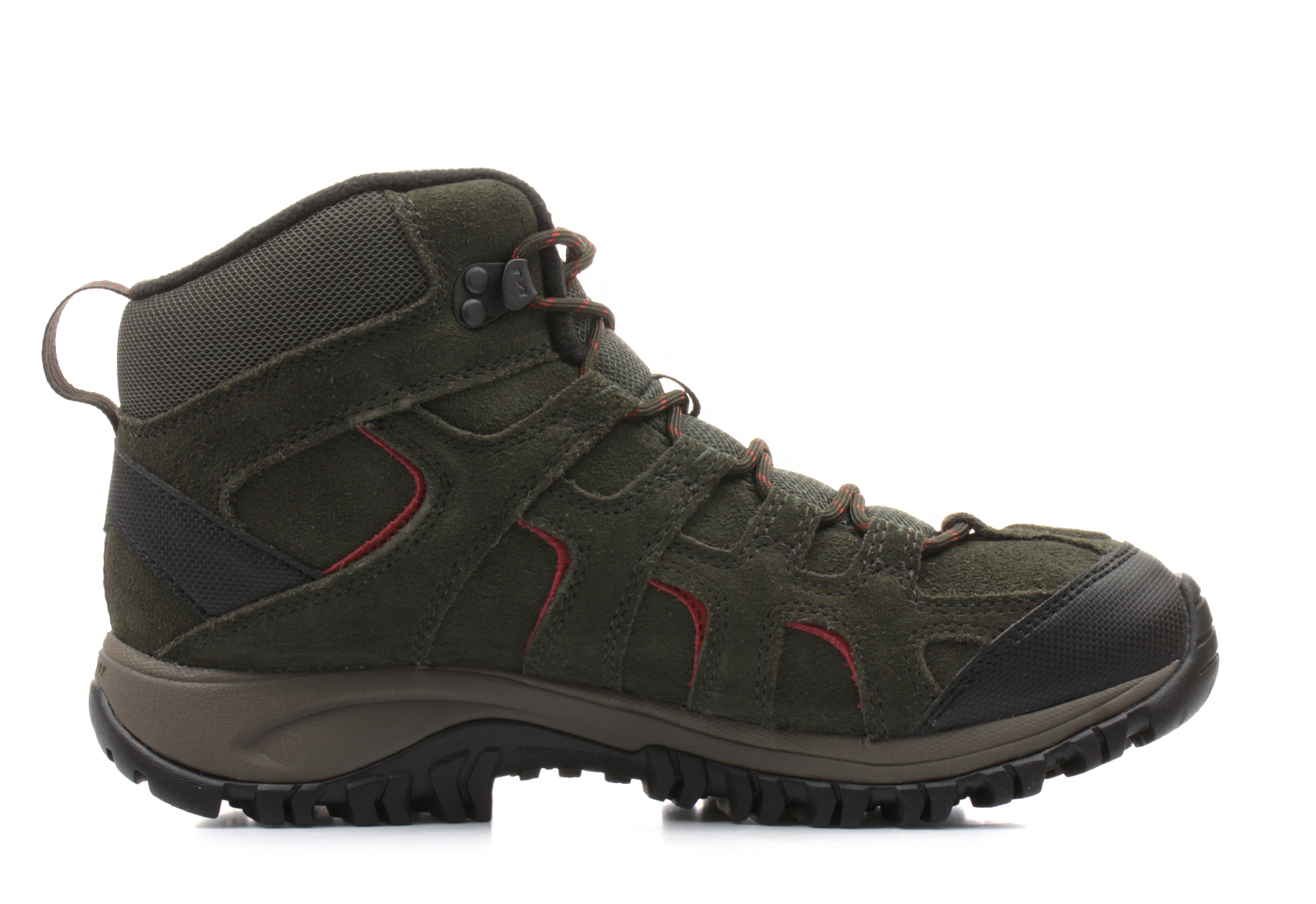 merrell boots 2 mid thermo j09603 gry