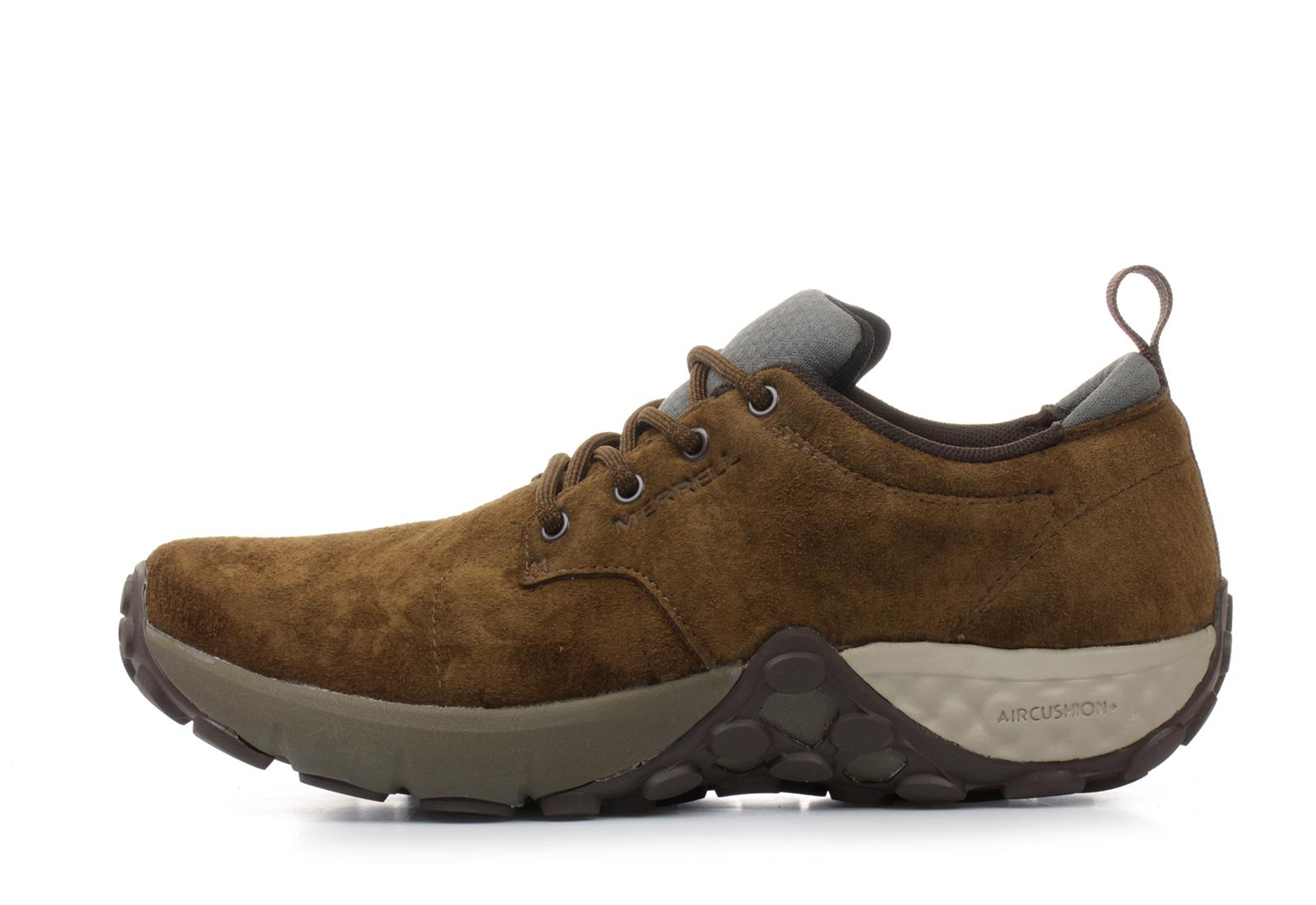 3433177026 Merrell Cipő - Jungle Lace Ac+ - J91717-brn - Office Shoes Magyarország