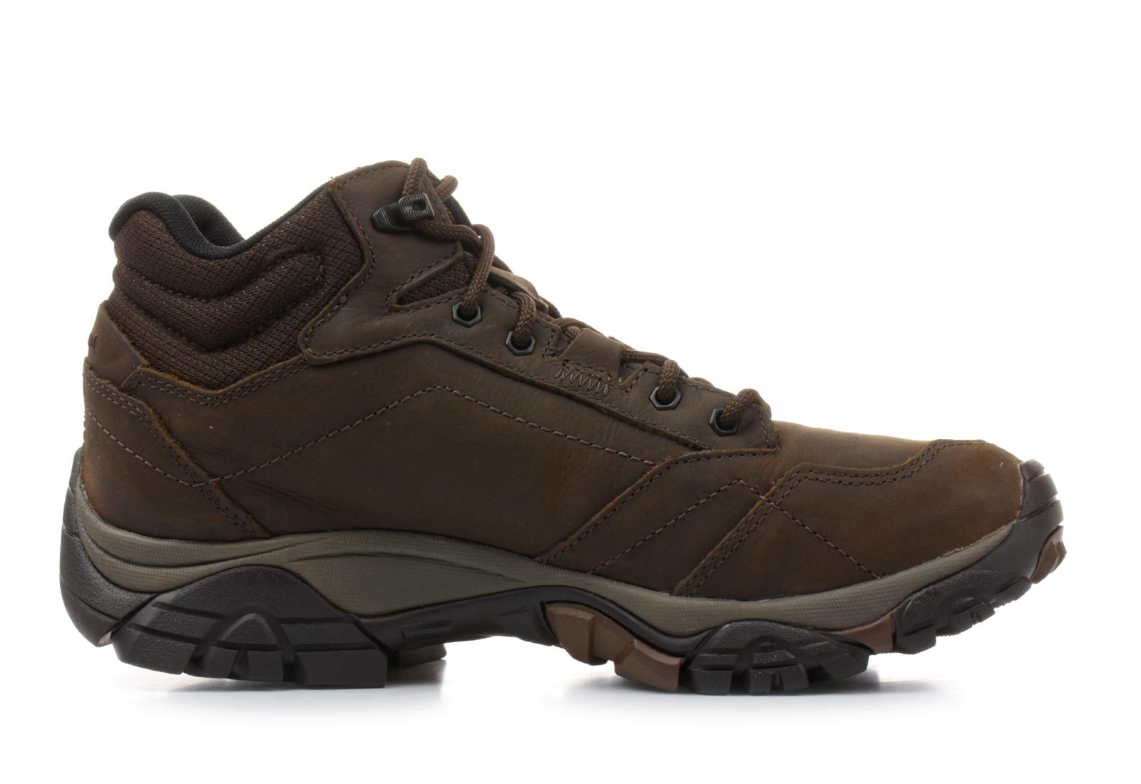 merrell boots moab adventure mid waterproof j91819 brn