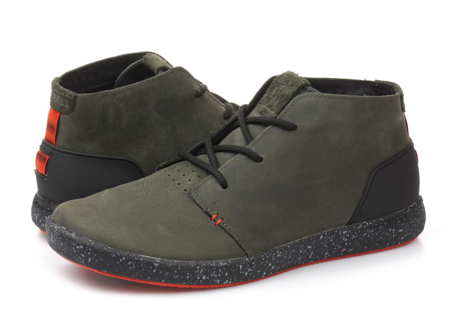 merrell shoes freewheel chukka j91953 pew