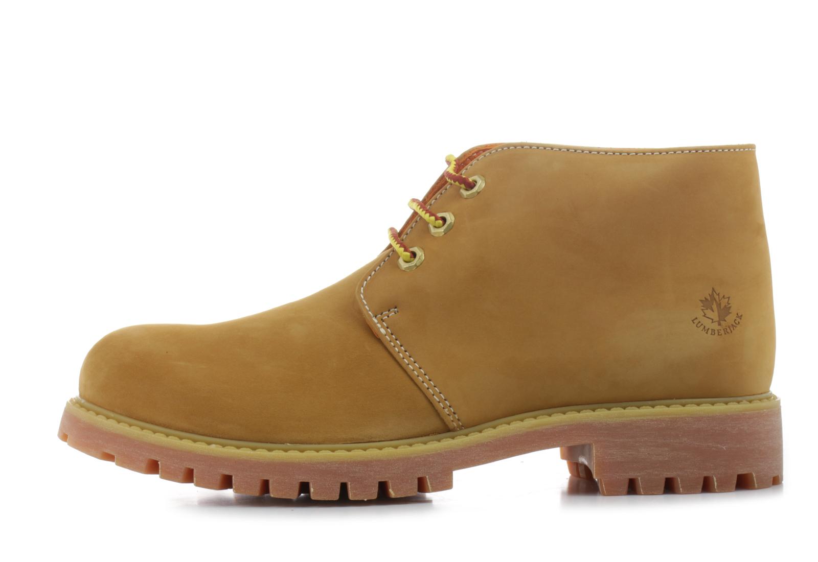 Lumberjack Boots Ranger 3