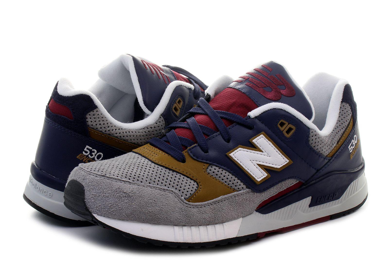 New Balance Cipő - M530 - M530RWB - Office Shoes Magyarország d3b62e2af2