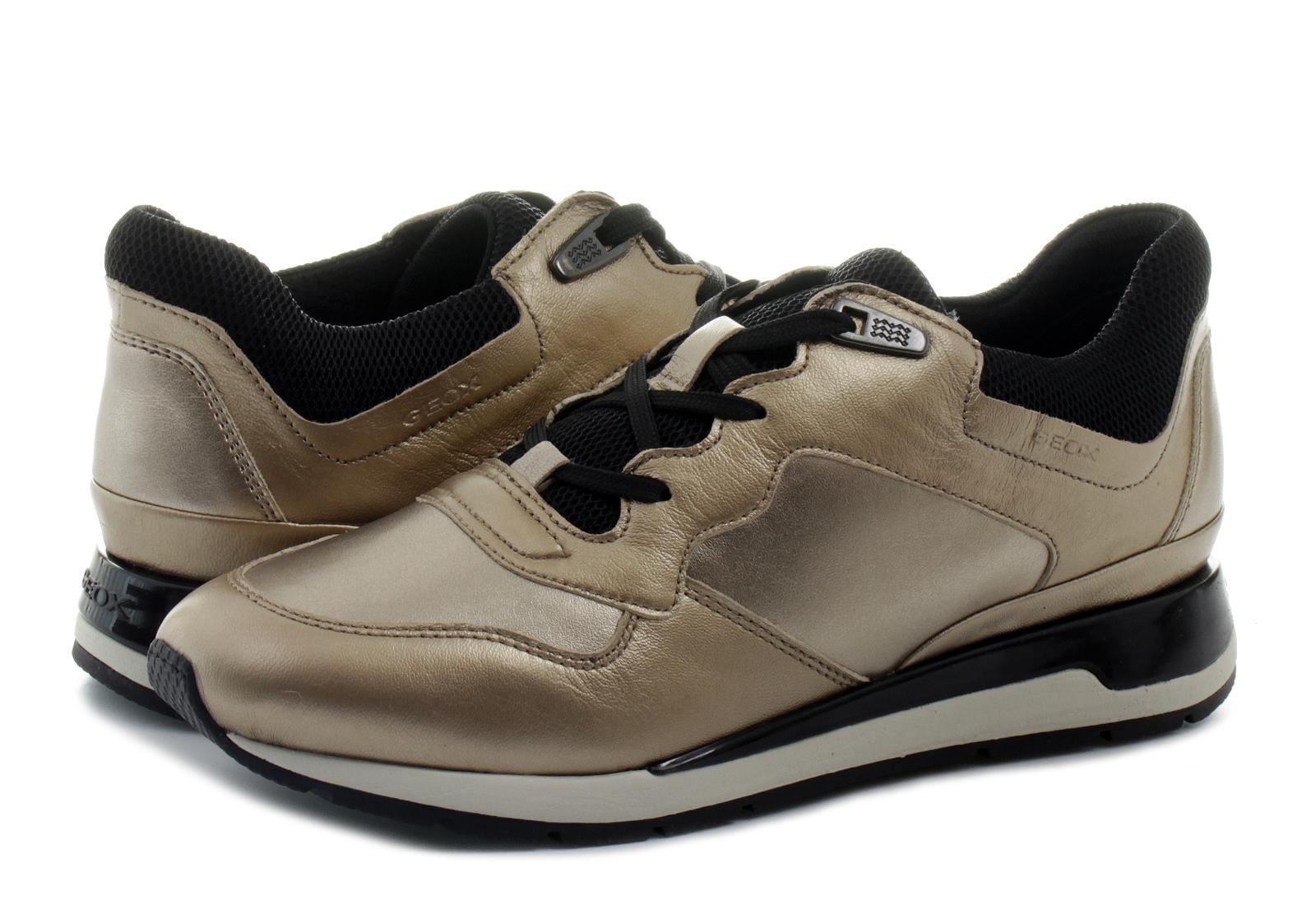 Geox Półbuty - D Shahira - N1B-NFBV-B500 - Obuwie i buty damskie, męskie,  dziecięce w Office Shoes