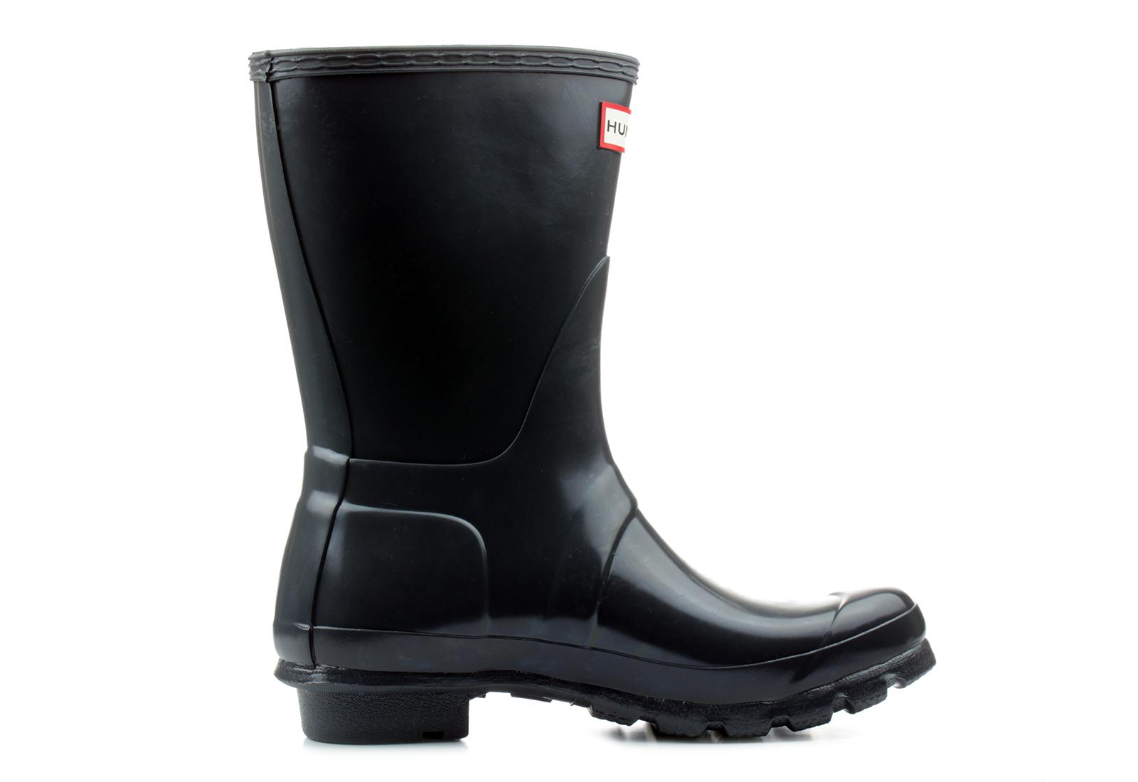 Hunter Rain Boots - Womens Original Short Gloss - S1000Rgl -7616