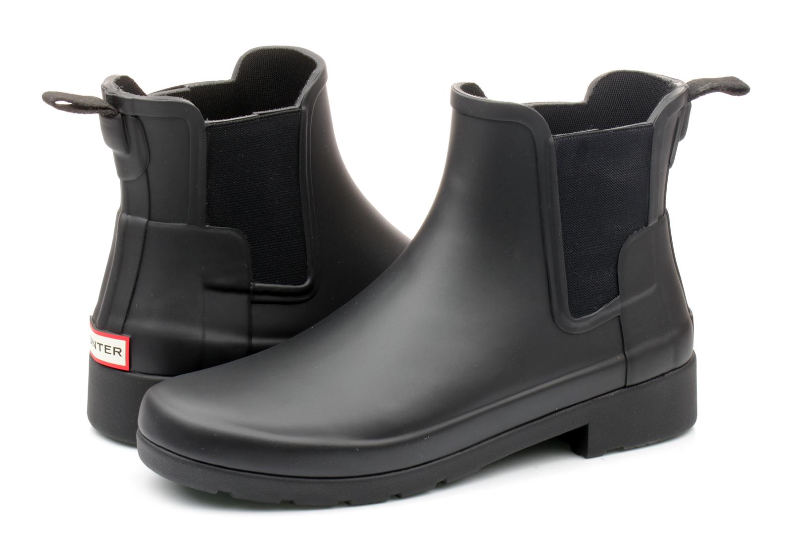 Hunter Rain Boots Original Refined Chelsea S1017rma