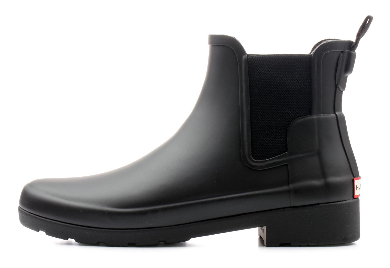 Hunter Kotníčkové Chelsea boots - Original Refined Chelsea ... 432f8d9976
