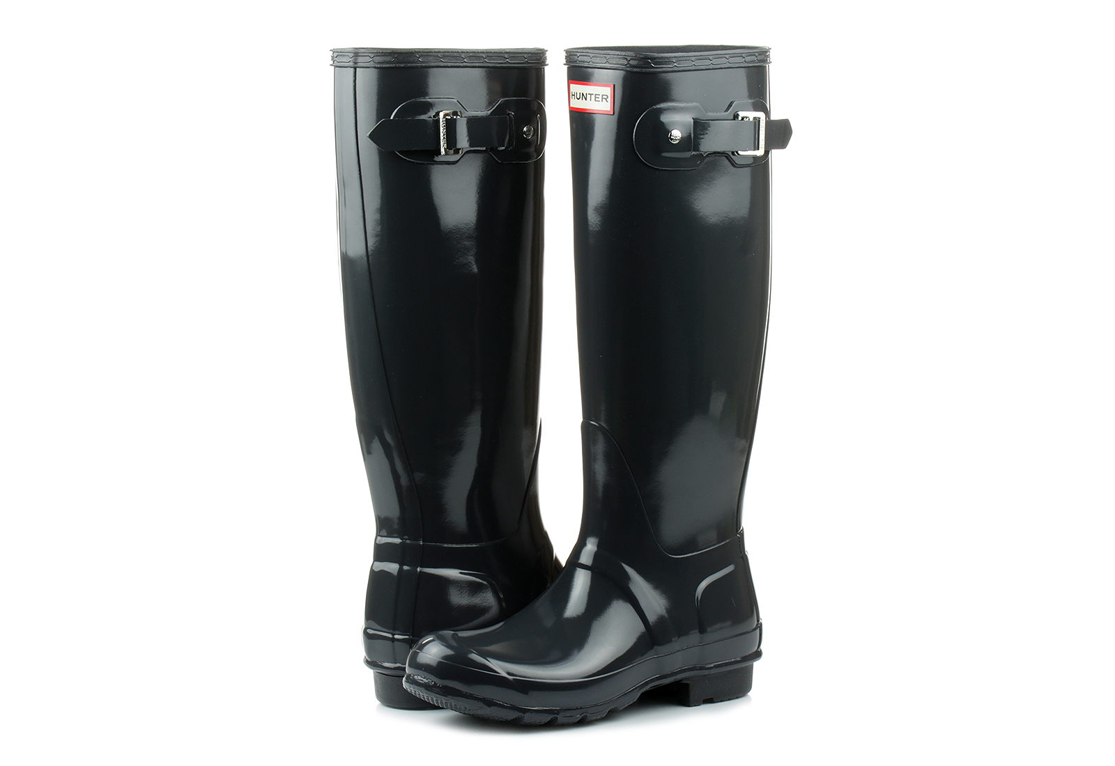 Hunter Rain Boots - Womens Original Tall Gloss - t1000rgl ...