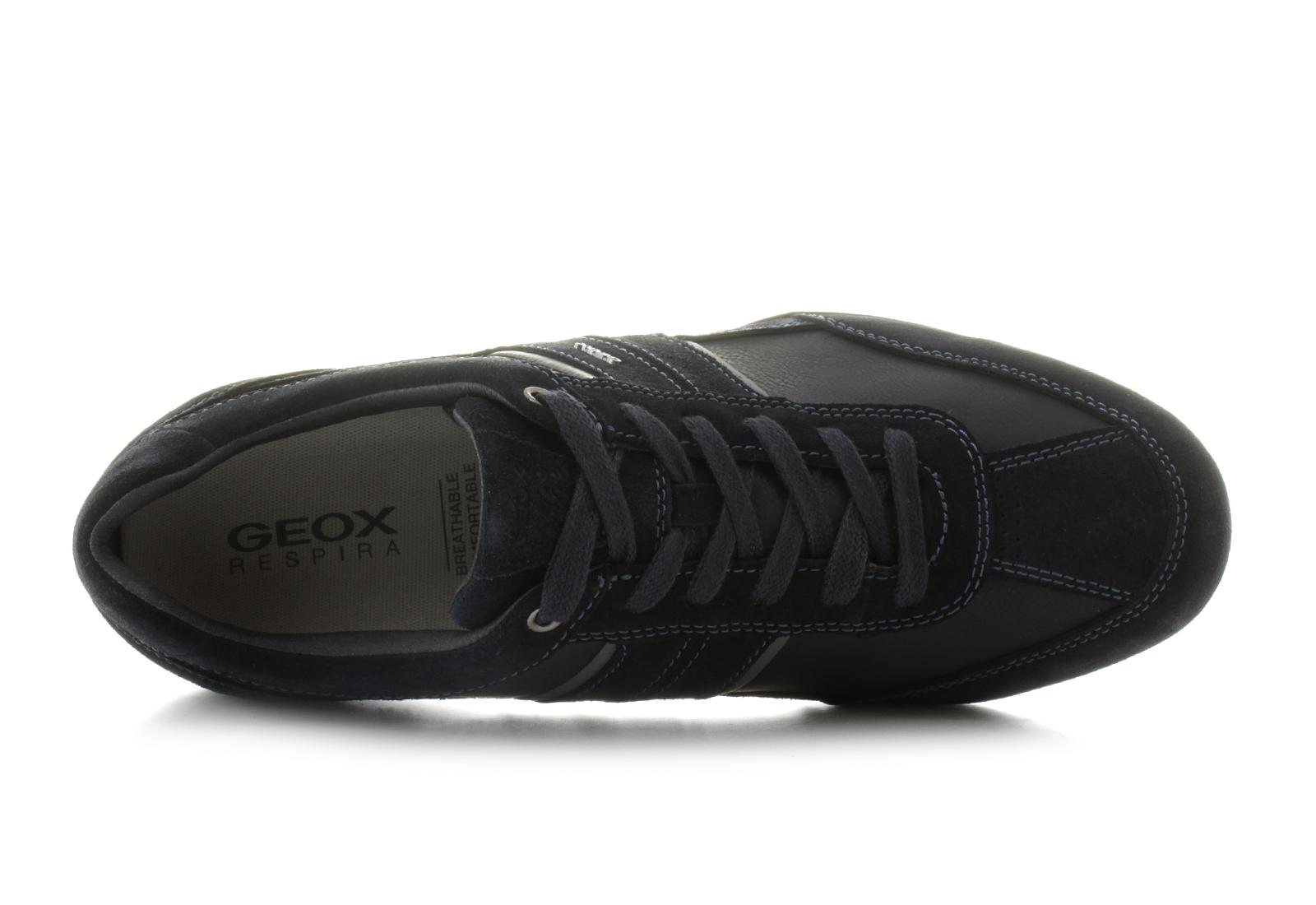 Geox Półbuty - U Wells - T5C-22ME-4002 - Obuwie i buty damskie ... 2388562b89
