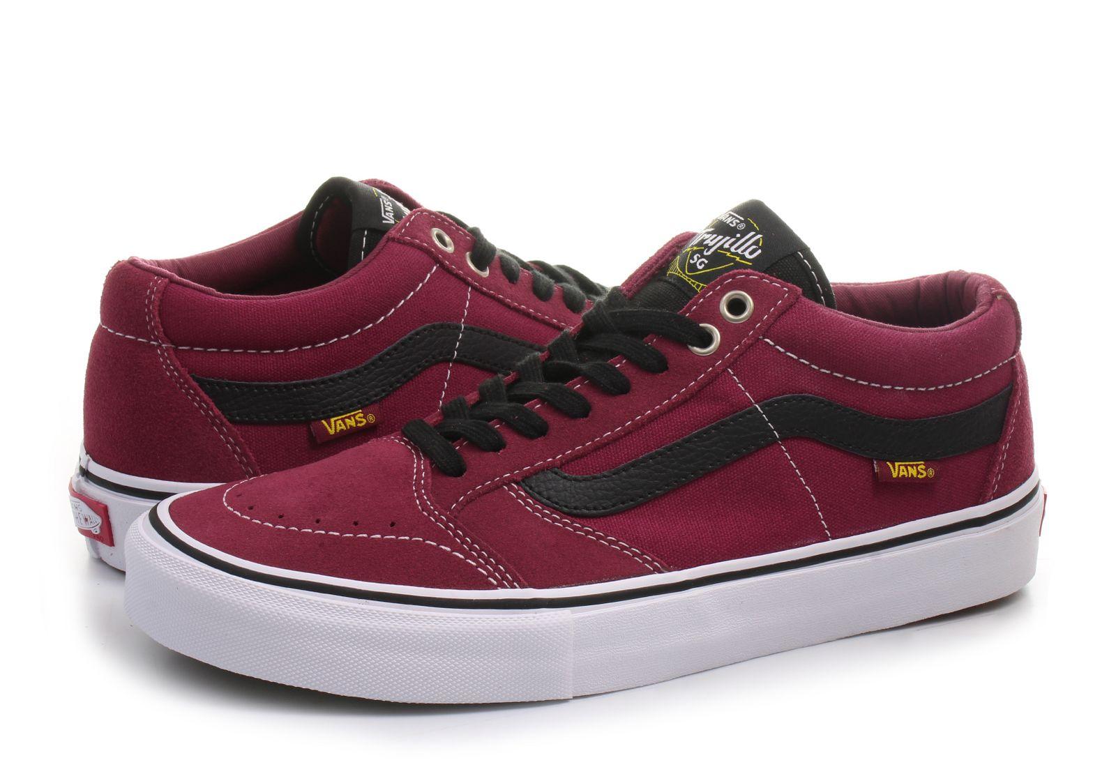 0d69985c810e Vans Sneakers - Tnt Sg - V00ZSNO3V - Online shop for sneakers ...