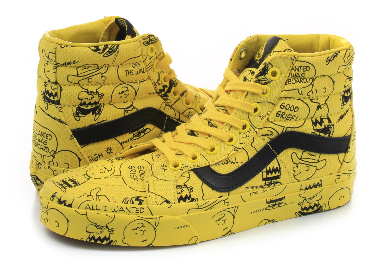Vans Cipő - Sk8-hi Reissue - VA2XSBQX4 - Office Shoes Magyarország 6d33a10ac0