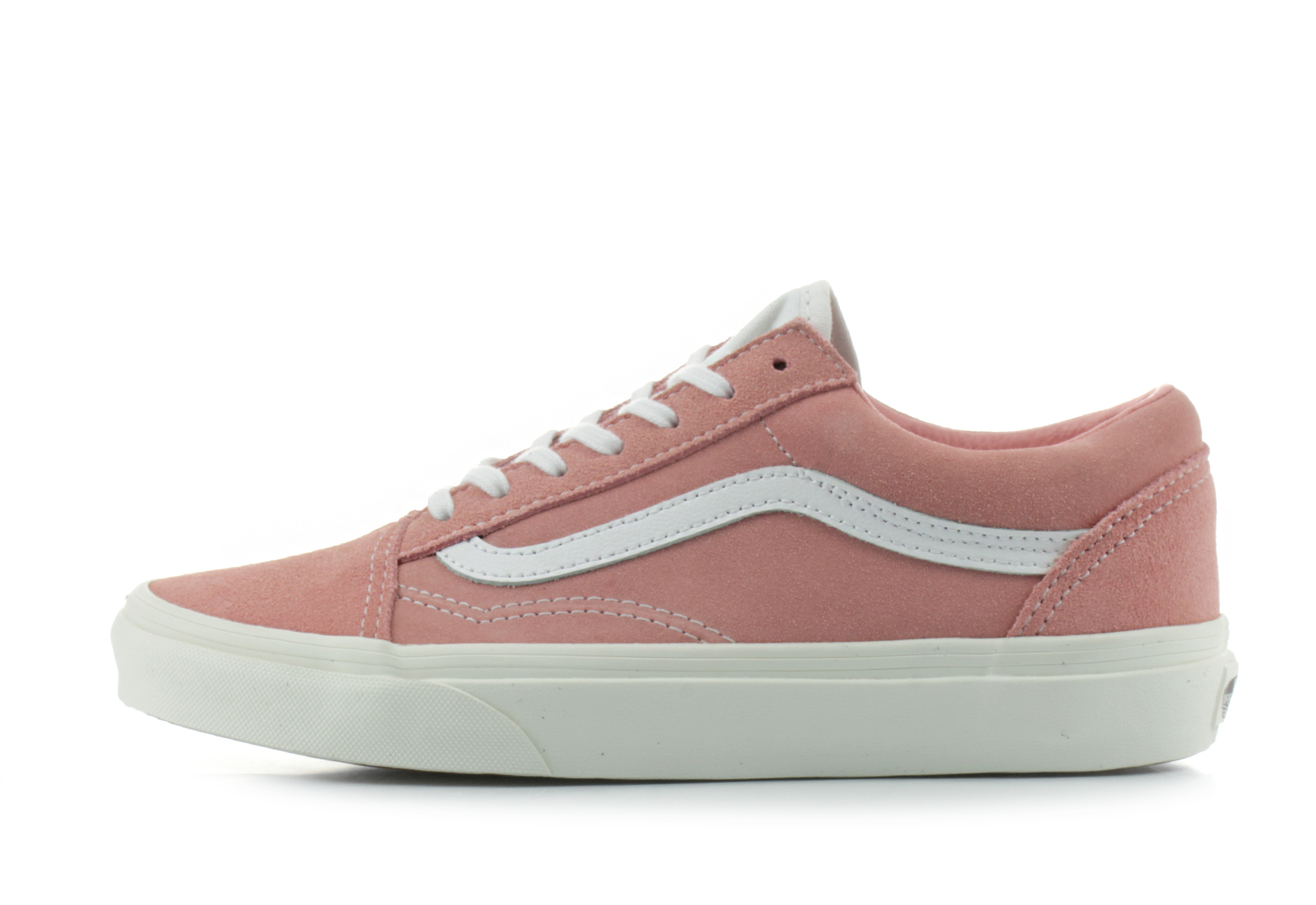 vans old skool damskie z różą