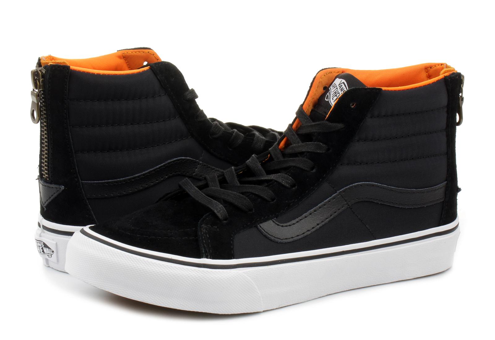 Vans Tenisi - Sk8-hi Slim Zip - VA38GROC6 - Office Shoes Romania bcbc56ca34