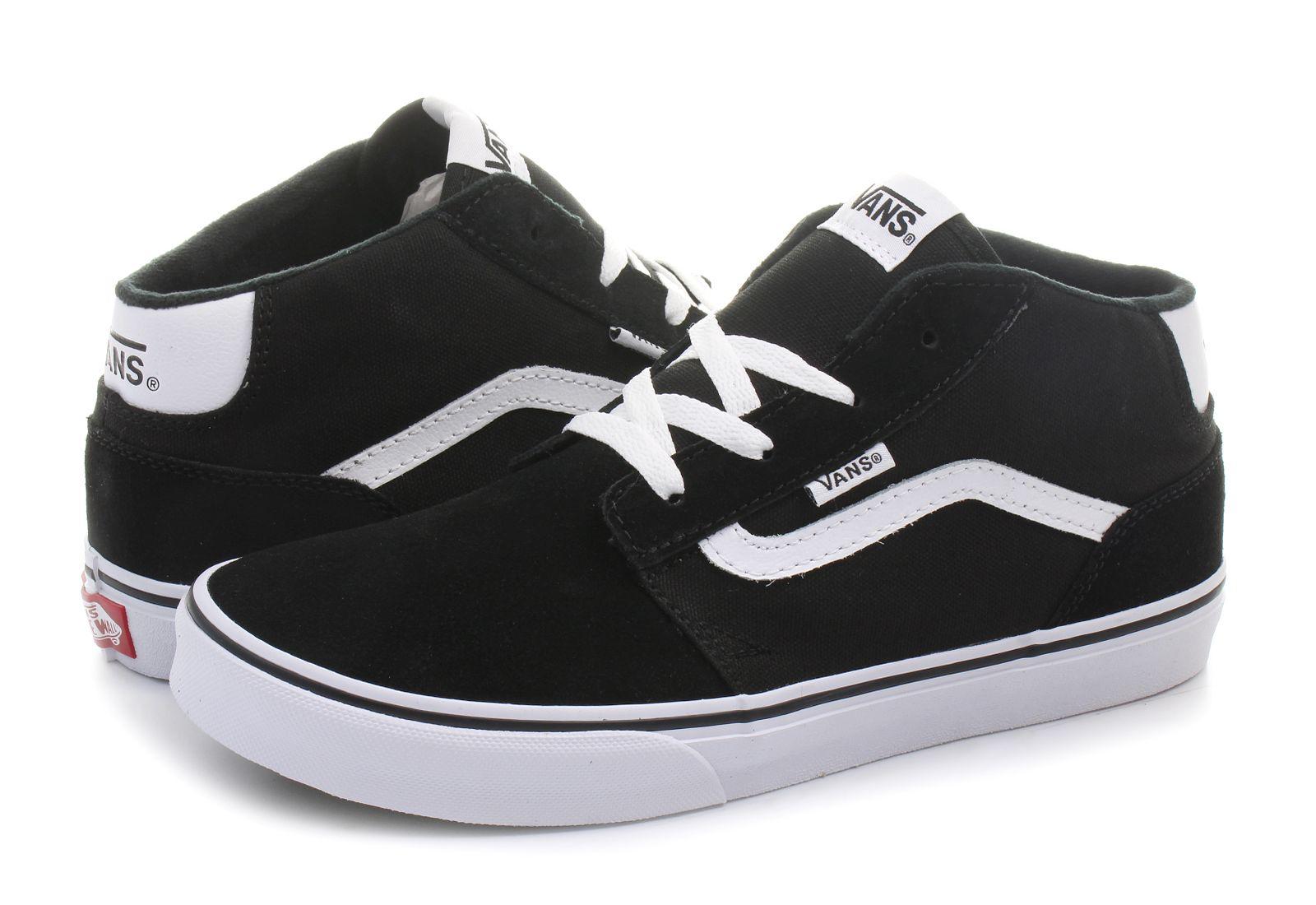 Vans Tenisi - Chapman Mid - VA38J4IJU - Office Shoes Romania 17512881c4
