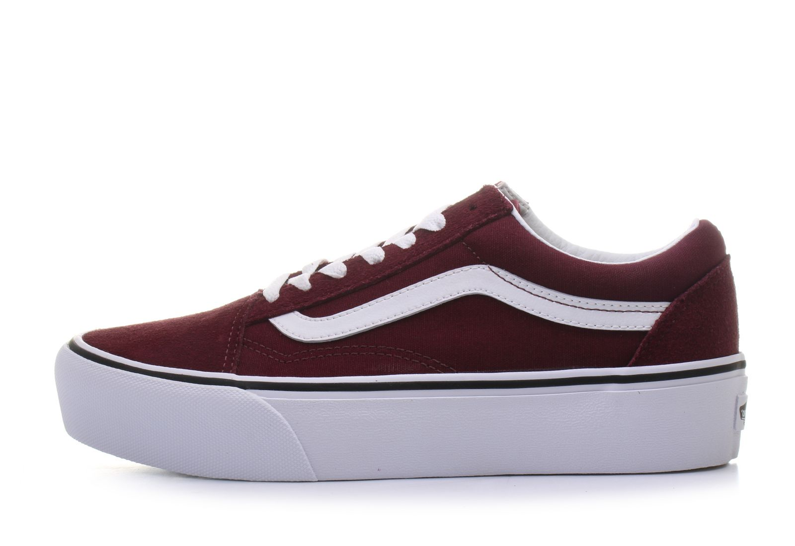 vans old skool wysokie