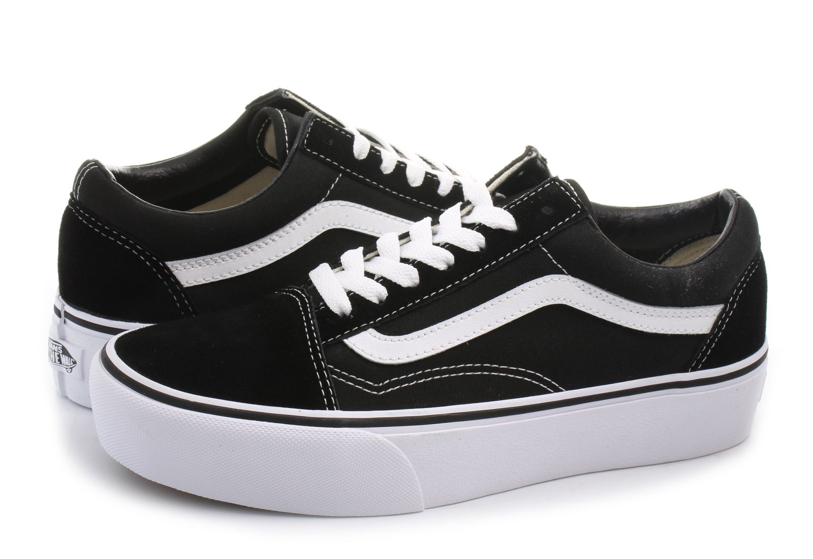 vans old skool platform 5