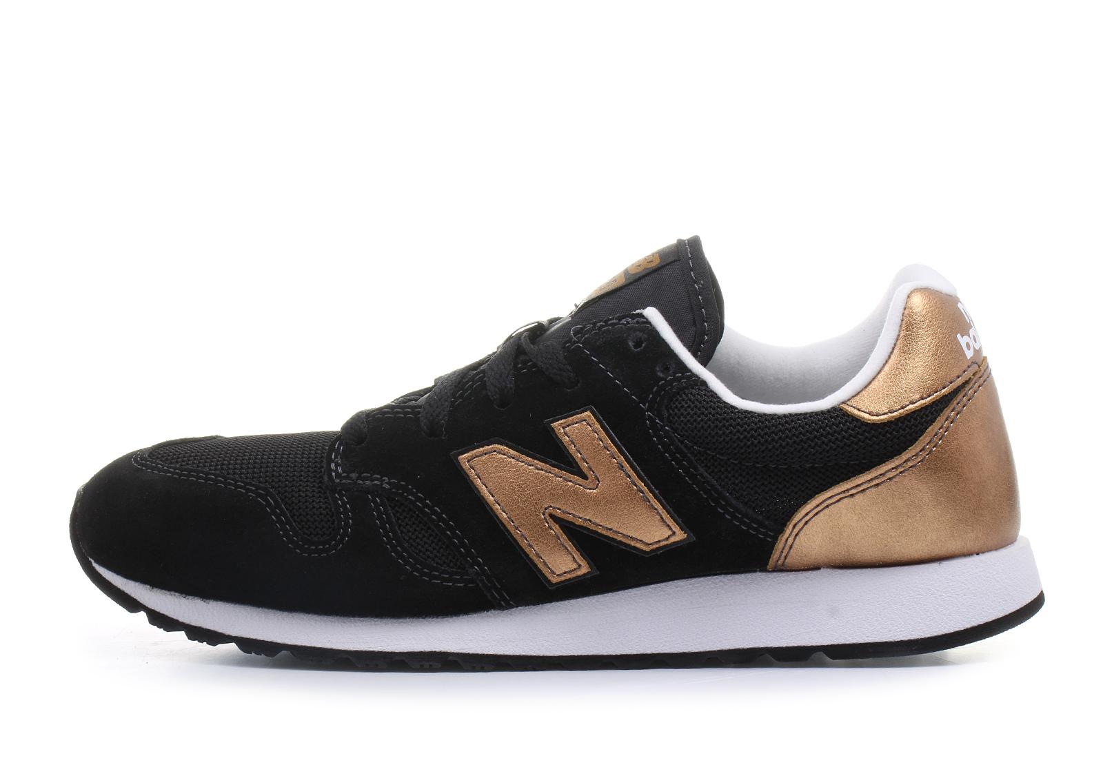 New Balance 520 Black Bronze WL520SNC