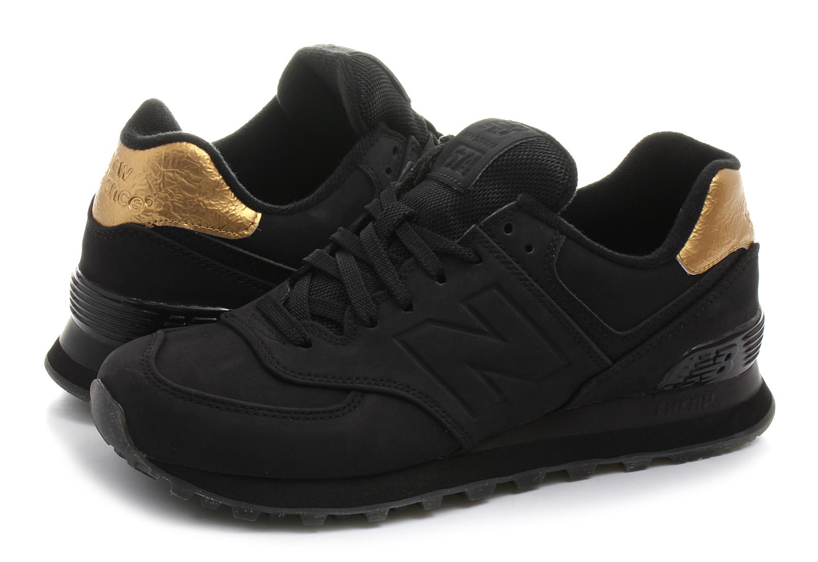 new balance damskie czarne