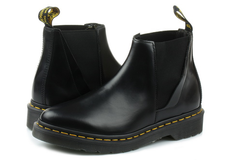 Dr Martens Vysoké Boty Bianca - Chelsea Boot