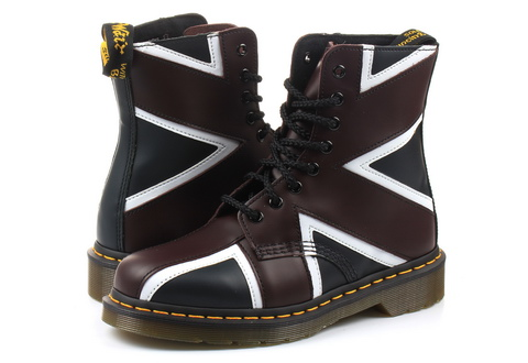 Dr Martens Boty Pascal Brit - 8 Eye Boot