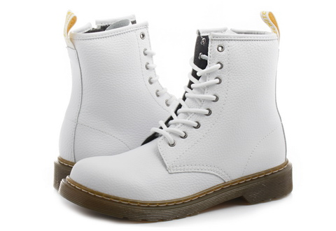 Dr Martens Buty Zimowe Delaney Pbl - Youth Lace Boot